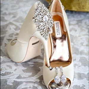 Badgley Mischka Kira Pumps